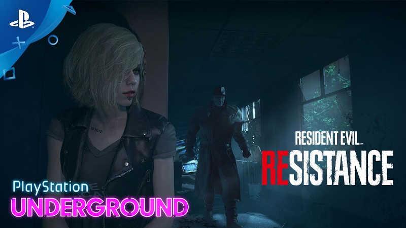 34 минуты геймплея Resident Evil Resistance