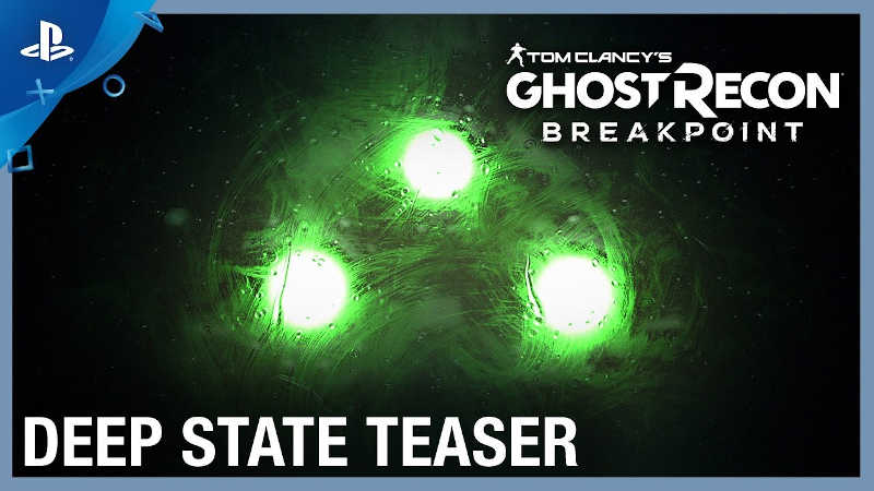 Сэм Фишер скоро посетит Tom Clancy's Ghost Recon Breakpoint