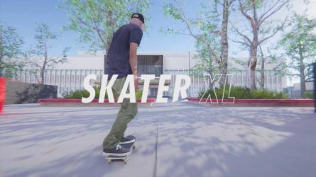 Skater XL готовится к выходу на PlayStation 4