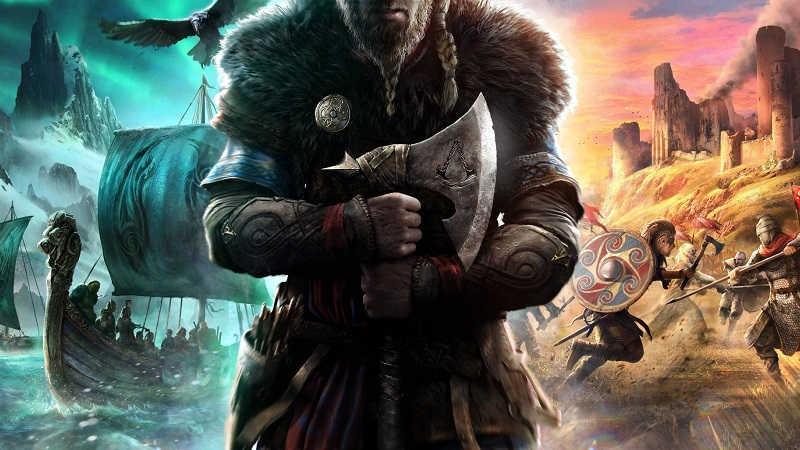 Дебютный кинематографический трейлер Assassin's Creed Valhalla