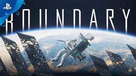 Космический шутер Boundary готовится к выходу на PS4
