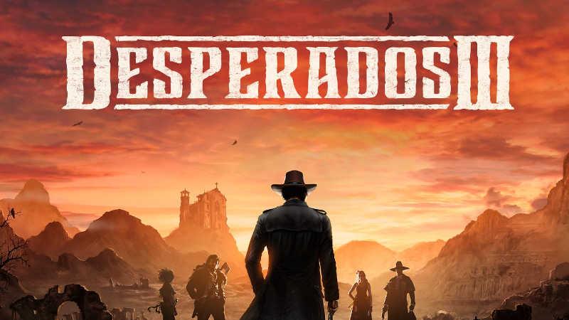 Релизный трейлер Desperados III