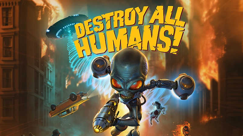 Ремейк Destroy All Humans! посетит PS4 в июле