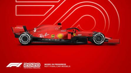 Анонсирующий трейлер F1 2020