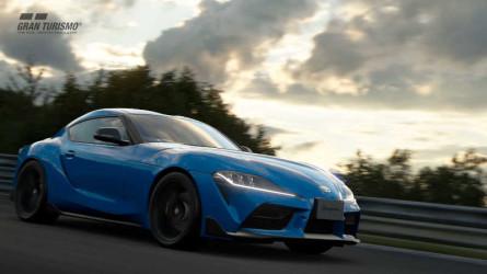 Gran Turismo Sport обновляется до версии 1.57