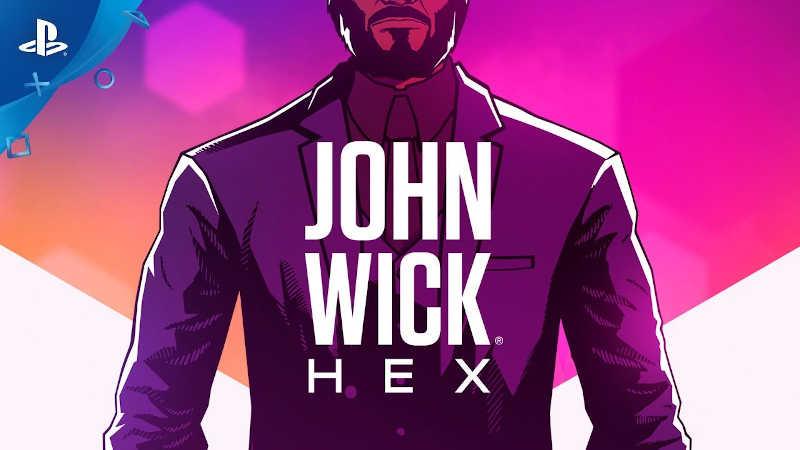 John Wick Hex готовится к выходу на PlayStation 4