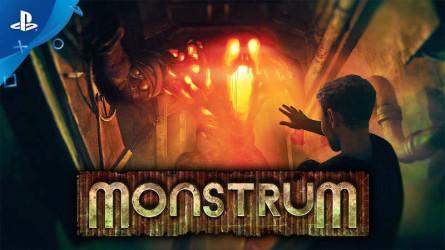 Дата выхода Monstrum на PS4