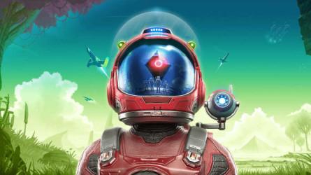 В No Man's Sky появились пилотируемые роботы