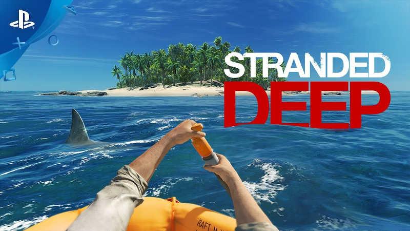 Предложение недели в PS Store — Скидка до 30% на Stranded Deep