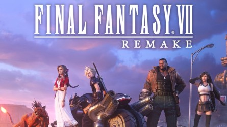 Две бесплатные темы Final Fantasy VII Remake доступны в PS Store