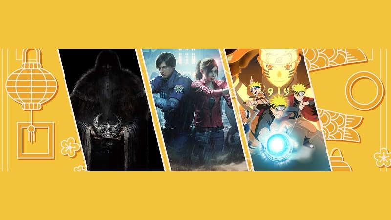 Распродажа «Хиты Японии» 2020 в PS Store — Скидка на Resident Evil 2, Dark Souls III, Naruto Shippuden: Ultimate Ninja Storm и многое другое