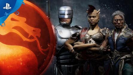 Геймплейный трейлер Mortal Kombat 11: Aftermath – Friendships