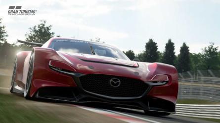 Gran Turismo Sport обновляется до версии 1.59 — MAZDA RX-VISION GT3 и два особых соревнования