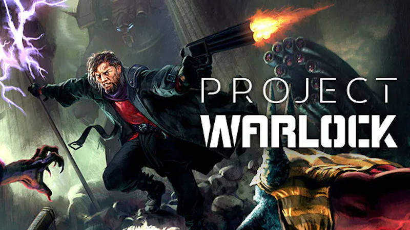 Шутер Project Warlock выходит на PS4 в июне