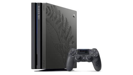 Распаковка специального издания PlayStation 4 Pro в стиле The Last of Us: Part II