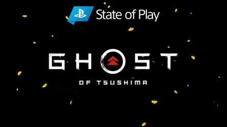 Прямая трансляция State of Play (14.05.2020) — Ghost of Tsushima