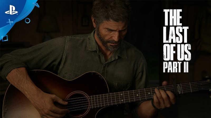 Сюжетный трейлер The Last of Us Part II