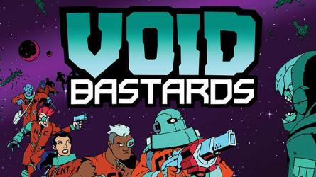 Релизный трейлер Void Bastards
