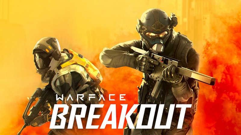Warface: Breakout — новый многопользовательский PvP-шутер, который уже доступен в PS Store