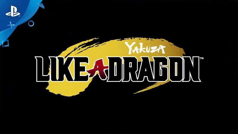 Кинематографический трейлер Yakuza: Like A Dragon