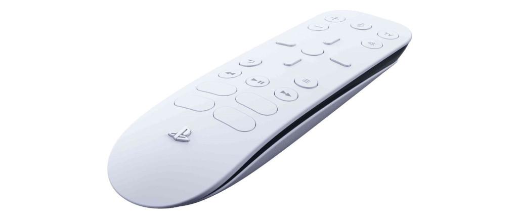 Мульмедийный пульт для PS5