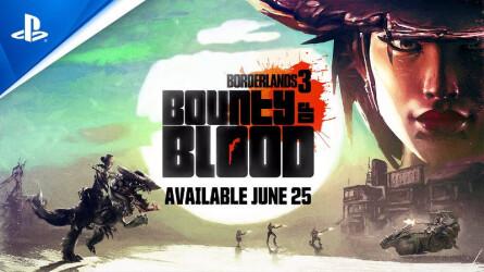 Релизный трейлер дополения Borderlands 3 — Bounty of Blood