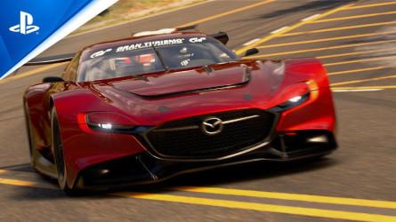 Gran Turismo 7 разрабатывается для PlayStation 5