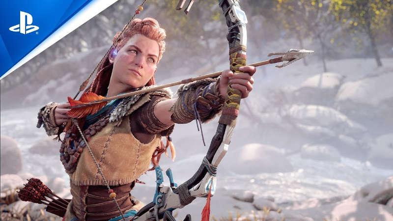 Horizon Forbidden West готовится к выходу на PlayStation 5