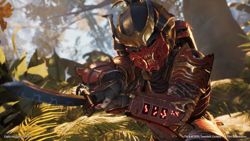В Predators: Hunting Ground скоро появится Хищник-самурай