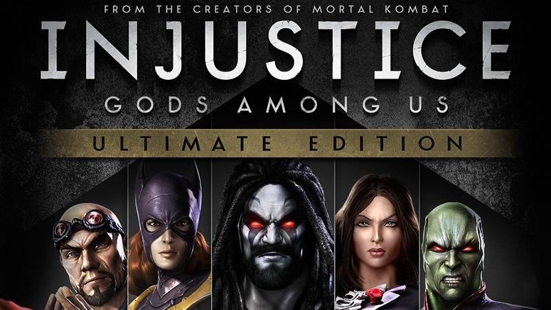 Injustice: Gods Among Us Самое полное издание доступно бесплатно в PS Store