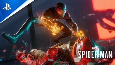 Insomniac Games рассказывает о Marvel's Spider-Man: Miles Morales