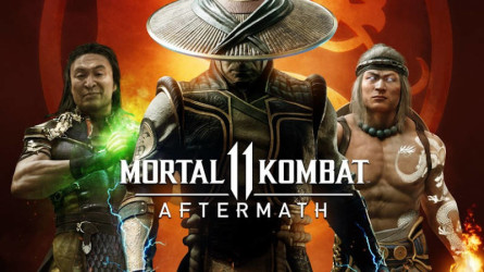Трейлер Mortal Kombat 11: Aftermath — Коллекция