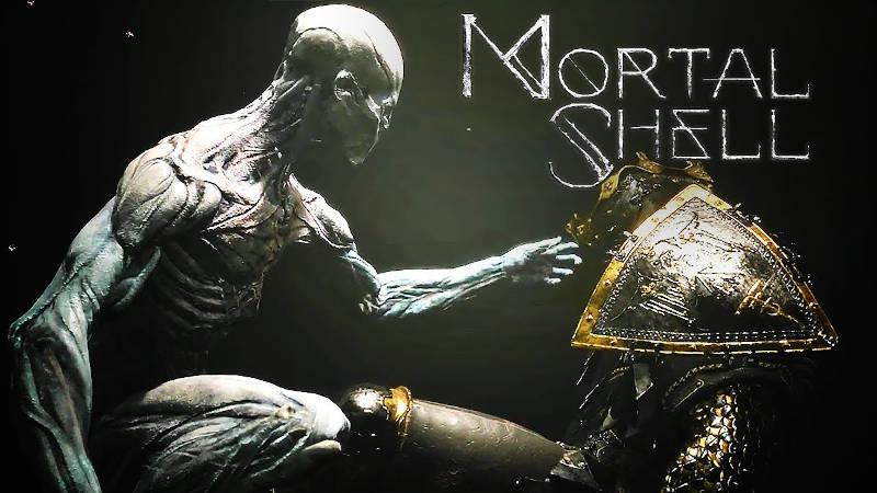 Трейлер к выходу Mortal Shell на PS4