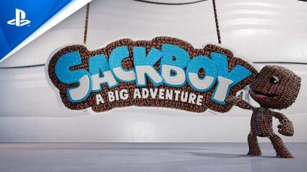 Sackboy A Big Adventure разрабатывается для PS5