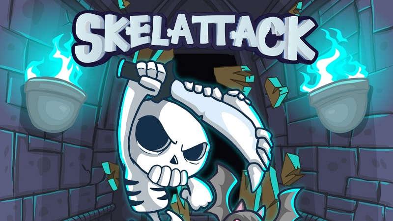 Релизный трейлер Skelattack