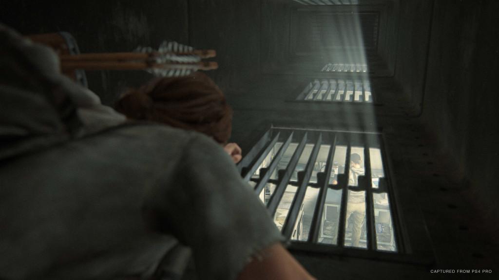 Скриншоты The Last of Us Part II