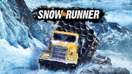 Предложение недели в PS Store — Скидка 33% на SnowRunner