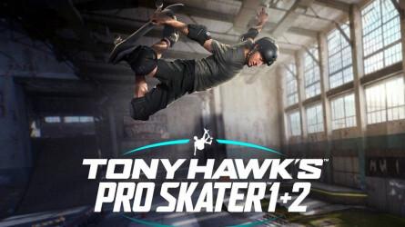 Tony Hawk's Pro Skater 1 + 2 вышел на PlayStation 5