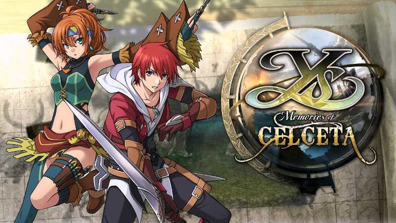 Релизный трейлер Ys: Memories of Celceta для PS4