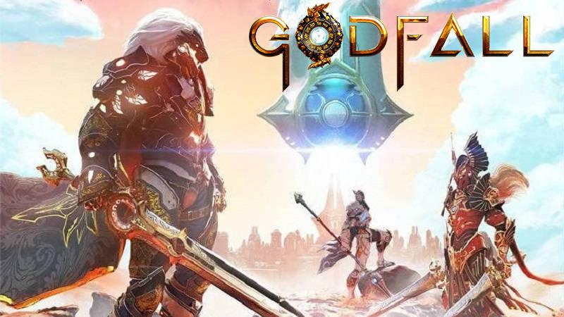 Обложка игры Godfall для PlayStation 5