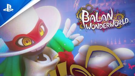 Balan Wonderworld — новая игра Юдзи Нака, которая выйдет на PS4 и PS5 в следующем году