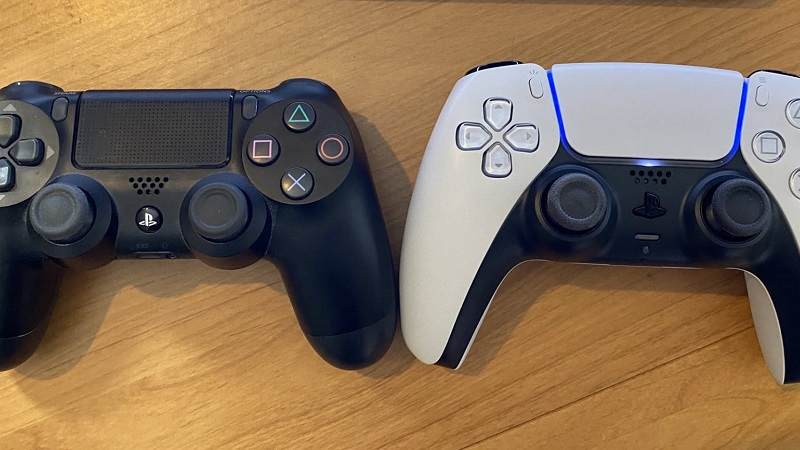 Можно ли будет использовать контроллер PS4 на PS5 и наоборот? Ответа пока нет, но мы размышляем