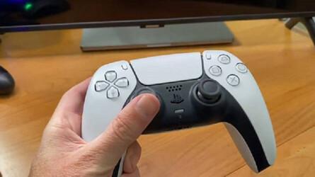 Джефф Кейли показал реальный образец контроллера DualSense для PS5