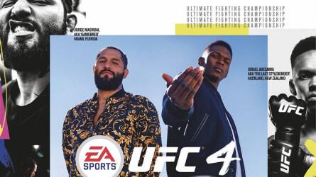 Дебютный трейлер EA Sports UFC 4