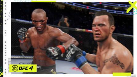 Переломы костей и синяки в дебютном геймплейном трейлере EA Sports UFC 4