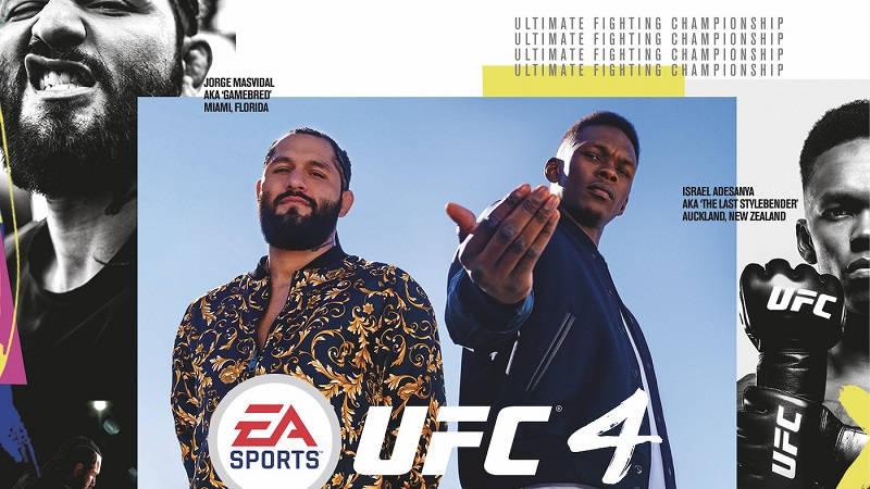 Предложение недели в PS Store — Скидка 26% на UFC 4