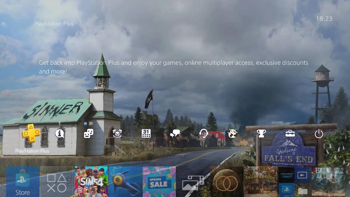 Far Cry 5 Dynamic Theme