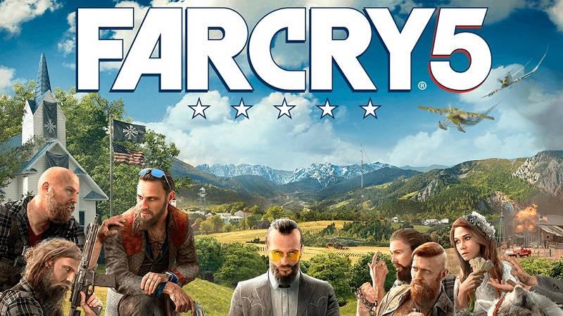 Предложение недели в PS Store — Скидка 86% на Far Cry 5