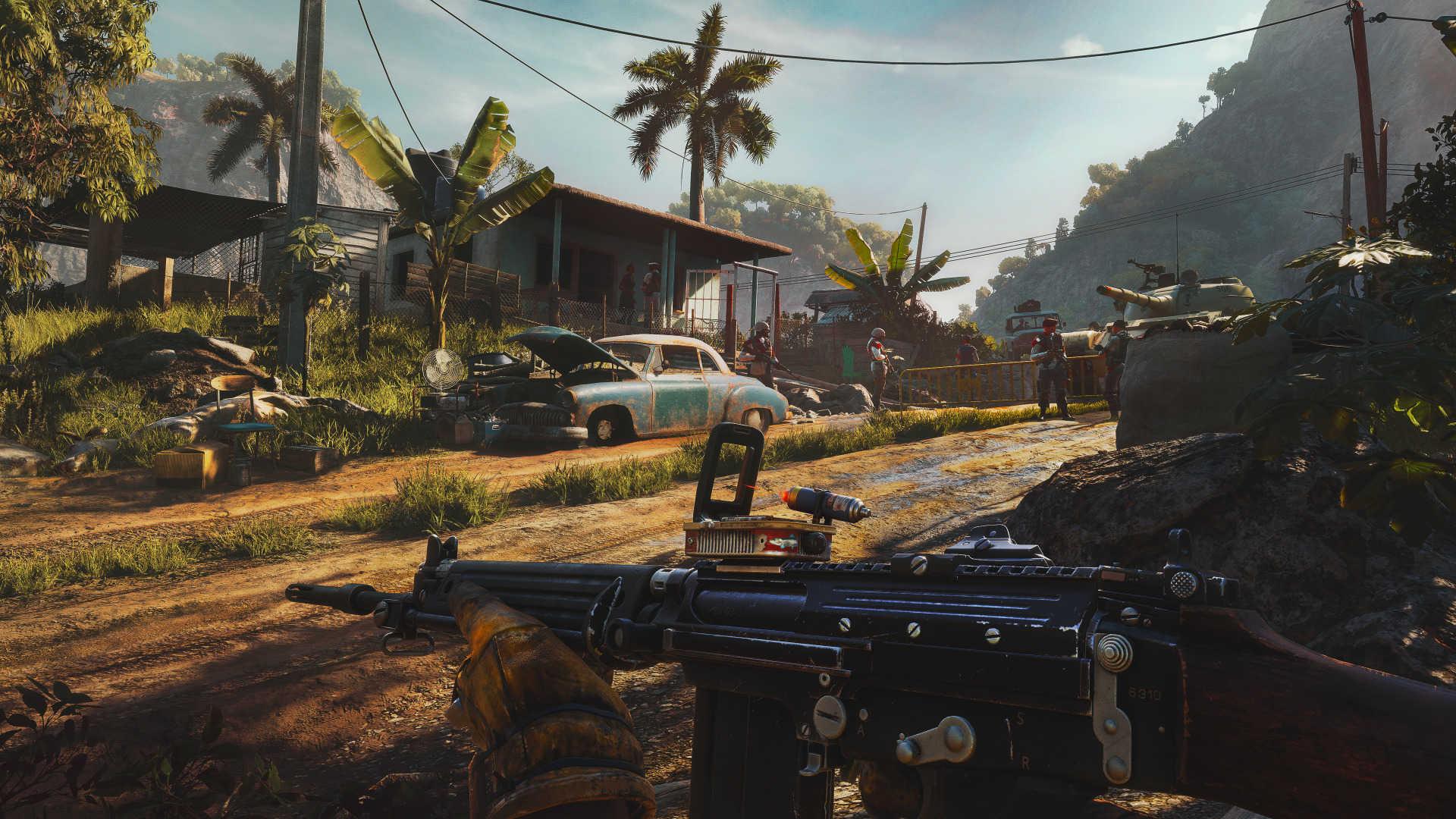 Скриншоты Far Cry