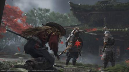Подробности мира игры Ghost of Tsushima